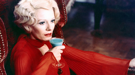 Daughters of Darkness, Film 1971, Delphine Seyrig