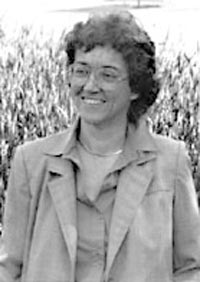Dr. Janice Raymond 70's
